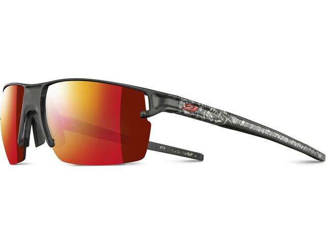 Julbo Outline Spectron 3CF Gafas de sol Hombre, translucent black/white